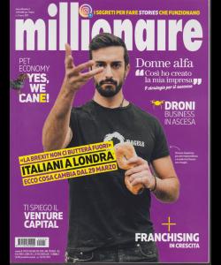 Millionaire - n. 3 - marzo 2019 - mensile