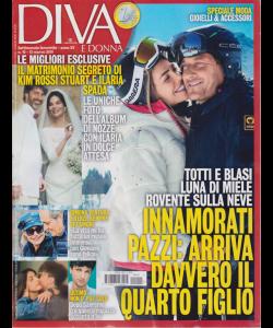 Diva E Donna - n. 10 - 12 marzo 2019 - settimanale femminile