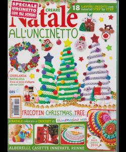 La Cruna Quaderni - Creare Natale all'uncinetto - n. 49 - mensile