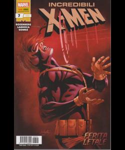 Incredib.X Men - n. 353 - quindicinale - 19 settembre 2019 - Ferita letale