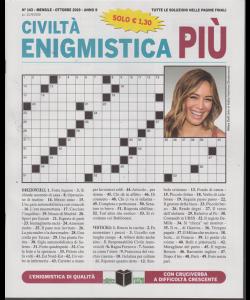 Civilta' Enigmistica più - n. 143 - mensile - ottobre 2019