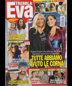 Eva 3000 - n. 19 - 4 ottobre 2019 - settimanale