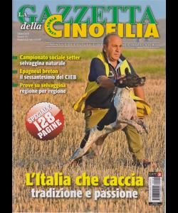 La gazzetta della cinofilia venatoria - n. 10 - ottobre 2019 - mensile-  128 pagine