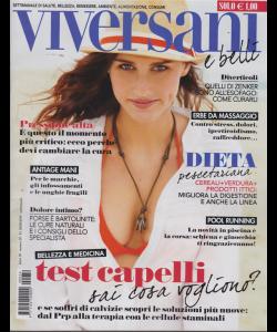 Viversani e  Belli - n. 39 - 20/9/2019 - settimanale