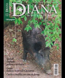 Diana - La Natura  La Caccia - mensile n. 10 Ottobre 2019