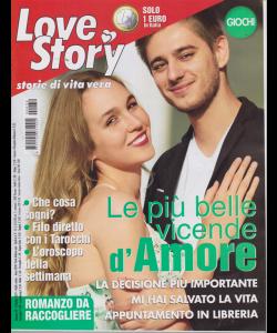 Love Story - n. 39 - 1 ottobre 2019 - settimanale