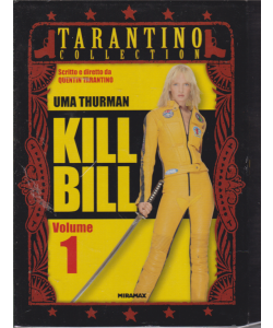 I Dvd Di Sorrisi4 - n. 27 - Tarantino collection - Kill Bill volume 1 - 24/9/2019