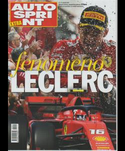 Autosprint EXTRA n. 3 - Settembre 2019 Fenomeno Leclerc