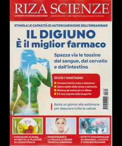 Riza Scienze - Il Digiuno - n. 365 - marzo - aprile 2019 - bimestrale