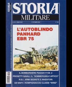 Storia Militare - n. 313 - 1° ottobre 2019 - mensile