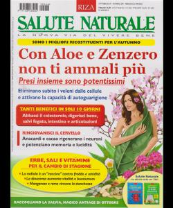 Salute Naturale - n. 246 - ottobre 2019 - mensile