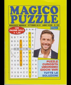 Magico Puzzle - n. 305 - mensile - ottobre 2019 - 100 pagine