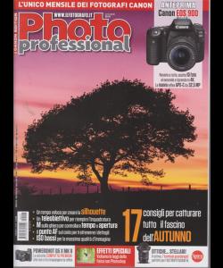 Professional Photo - n. 119 - ottobre 2019 - mensile
