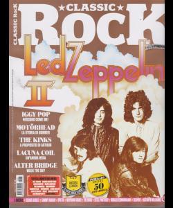 Classic Rock - Led Zeppelin - n. 83 - mensile - 27/9/2019