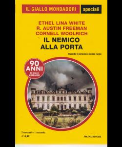 Il giallo Mondadori speciali - Il nemico alla porta - n. 89 - marzo 2019 - bimestrale -