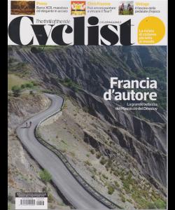 Cyclist - n. 37 - mensile - ottobre 2019 -