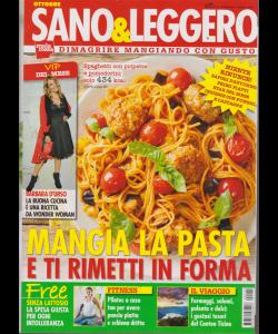 Sano & Leggero - n. 10 - ottobre 2019 - mensile