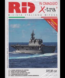 Rid - Allegato X-Tra' - n. 10 - mensile - ottobre 2019 - 2 riviste
