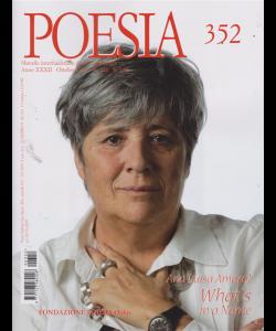 Poesia - n. 352 - mensile - ottobre 2019 -