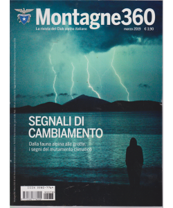 Montagne 360 - n. 78 - marzo 2019 - mensile