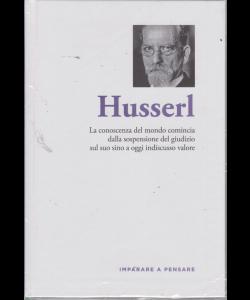 Imparare a pensare - Husserl - n. 37 - settimanale - 4/10/2019 - copertina rigida