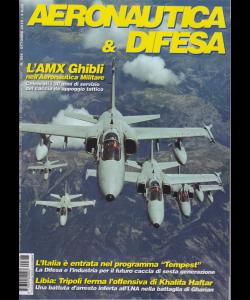 Aeronautica & Difesa - n. 396 - ottobre 2019 - mensile