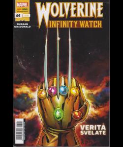 Wolverine - Wolverine N. 64 / 390 - Verità svelate - quindicinale - 3 ottobre 2019