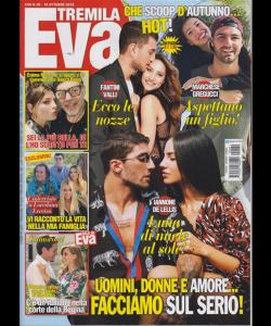 Eva 3000 - n. 20 - 18 ottobre 2019 - settimanale