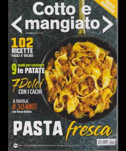 Cotto e Mangiato - n. 22 - mensile - ottobre 2019 -