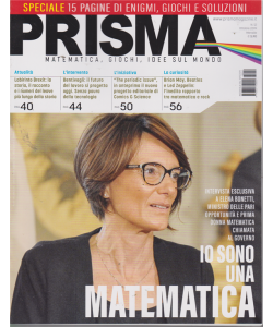 Prisma - n. 12 - ottobre 2019 - mensile