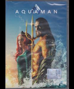 I Dvd Fiction Sorrisi2 - Aquaman - n. 44 - settimanale - ottobre 2019 -