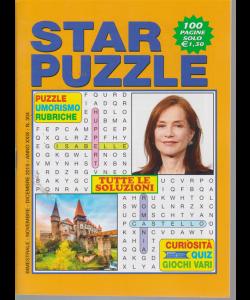 Star Puzzle - n. 304 - bimestrale - novembre - dicembre 2019 - 100 pagine