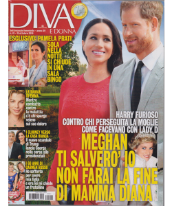 Diva E Donna - n. 41 - 15 ottobre 2019 - settimanale femminile