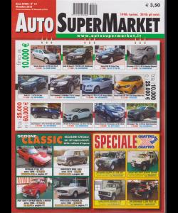 Auto Super Market - n. 12 - dicembre 2018 -