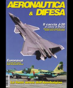 Aeronautica & Difesa - n. 386 - dicembre 2018 - mensile