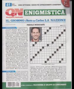 Enigmistica - n. 41 - 10/12/2018 - settimanale