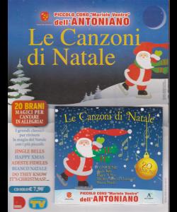 Piccolo coro dell'Antoniano Mariele Ventre. Le canzoni di Natale - cd Sorisi e Canzoni n. 4 - 4/12/2018