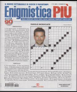 Enigmistica più - n. 49 - 12 dicembre 2018 - settimanale