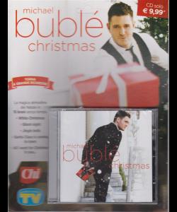 Cd Sorrisi Canzoni - n. 2 - Michael Bublè Christmas - settimanale - 27/11/2018