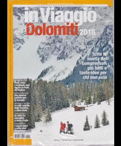 In Viaggio - Dolomiti 2018 - n. 255 - dicembre 2018 - mensile