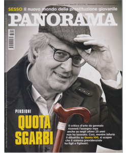 Panorama - n. 51 - 5 dicembre 2018 - settimanale