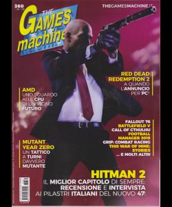 The Game machine - n. 360 - dicembre 2018 - gennaio 019 - mensile