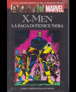La collezione definitiva delle graphic novel - X-Man - La saga di Fenice nera - ottava uscita - quattordicinale - n. 8 - 1/12/2018