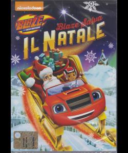 Blaze salva il Natale - n. 3 - i DVD di Sorrisi - settimanale - 4/12/2018