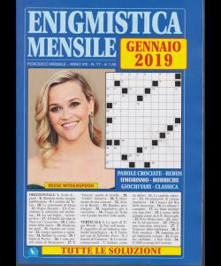 Enigmistica  Mensile - n. 77 - mensile - gennaio 2019 -
