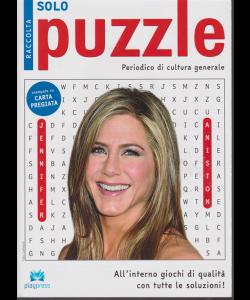 Raccolta solo puzzle - n. 54 - bimestrale - 30/11/2018