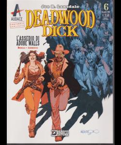 Deadwood Dick - n. 6 - dicembre 2018 - mensile - L'assedio di Adobe Walls