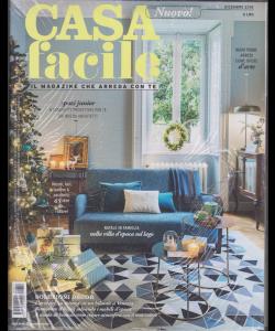 Casa Facile + il catalogo Mercatone Uno - dal 8 novembre 2018 al 28 febbraio 2019 - n. 12 - 4 dicembre 2018 - mensile -