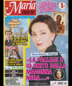 Maria Con Te  - n. 31 - settimanale - 9 dicembre 2018 -