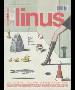 Linus - n. 12 - dicembre 2018 - mensile -